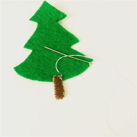 diy kawaii christmas tree ornament 183 how to make a