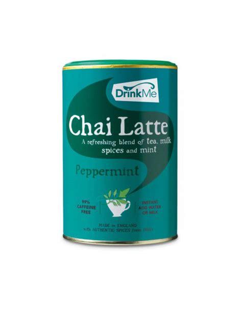 Gluta Drink 250 Gram drinkmechai peppermint chai latte 250 gram boks tights no