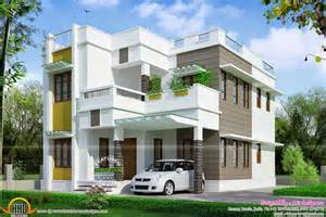 Beautiful Home Designs Photos by Beautiful 2145 Square Feet House Kerala Home Design And
