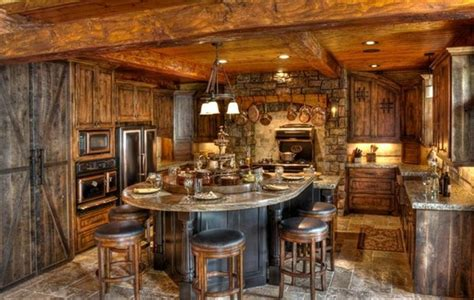 rustic home interior designs 40 lovely rustic decoration ideas