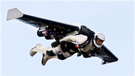 l uomo volante i segreti di jetman l uomo volante wired it