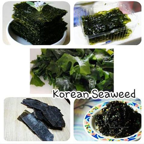 Korean Myeok Rumput Laut Korea menjual mengenal lebih jauh tentang rumput laut korea