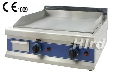 sell kitchen equipment gas griddle hgt600 hird china