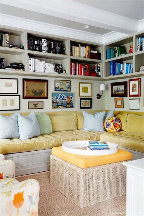 behind the sofa storage 20 great ways to make use of the space behind couch for