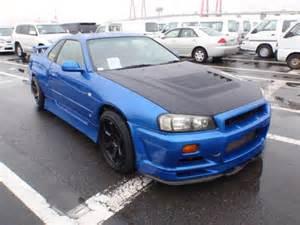 1998 Nissan Gtr 1998 Nissan Skyline Er34 Gtr Styling 5 Speed