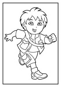 diego coloring pages coloring pages diego coloring pages