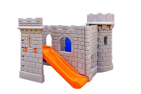 little tikes swing and slide castle classic castle