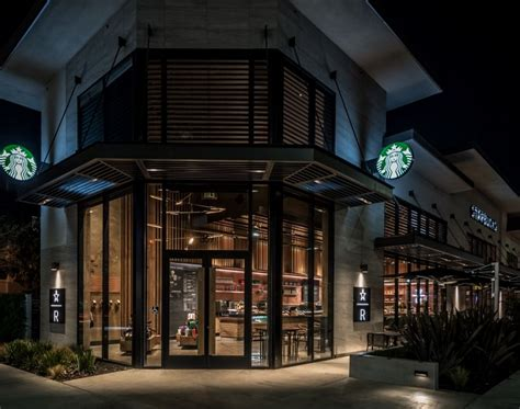 Stores Los Angeles by Los Angeles Starbucks Store Spotlights Reserve Coffee