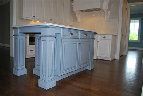 custom kitchen islands kitchen islands with legs hybrids of farm tables and