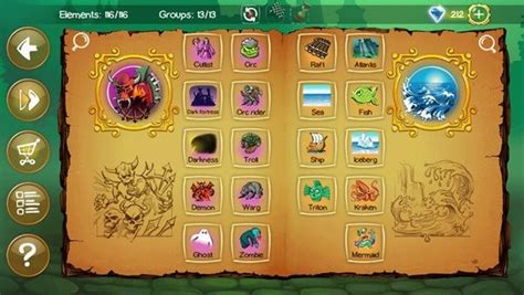 doodle kingdom combinations doodle kingdom review for ps vita gaming age