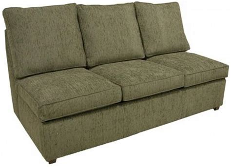 armless queen sleeper sofa hall sectional armless queen sleeper sofa carolina chair