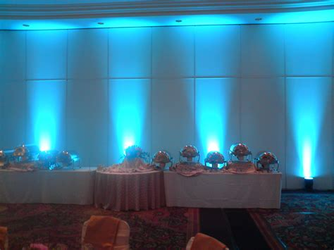 Up Lighting uplighting rental atlanta on led floral arch and events