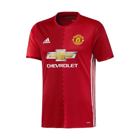 Jersey Manchester United Home pogba manchester united 16 17 authentic home jersey