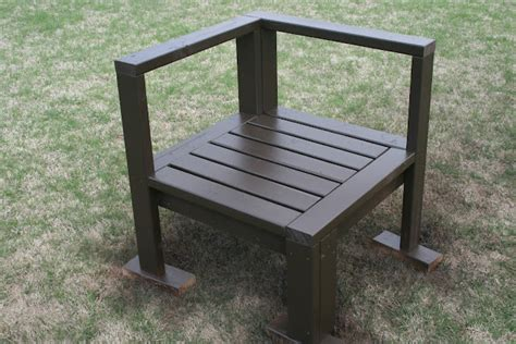 how to build 2x4 outdoor chair pdf plans