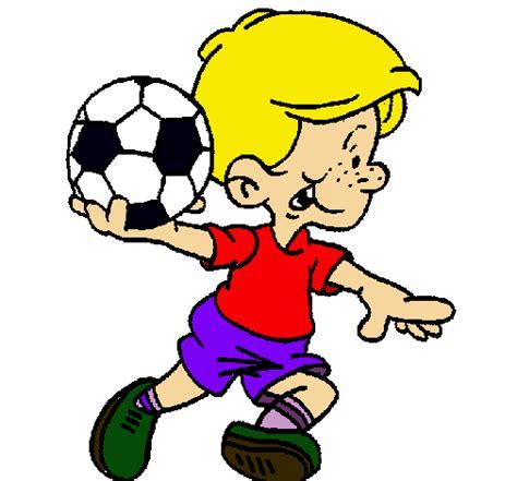 imagenes de niños jugando al handbol recreacionydeportes balonmano