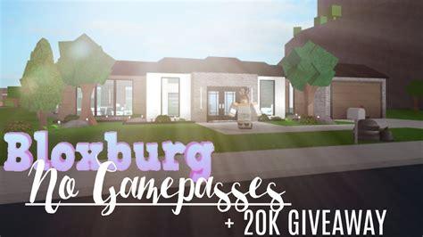homes 10k one bloxburg home 10k