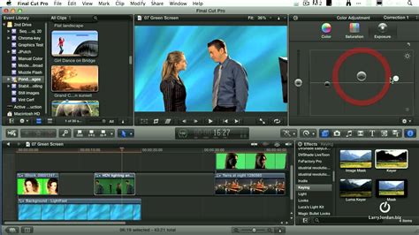 final cut pro chroma key using chroma key in final cut pro x youtube