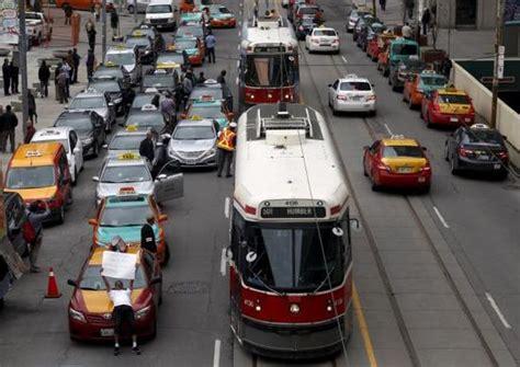 Mba Transportation Taxi Gratuity by Uber全球遇阻 遭加拿大出租车司机集体抗议 Uber 出租车 互联网 新浪科技 新浪网