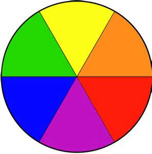 simple color wheel colour mixing westhoughton