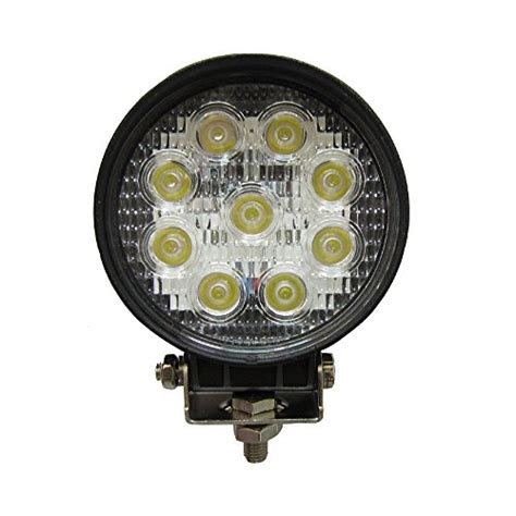 fog lights for cars grikey waterproof 27w cree led work light spot driving fog