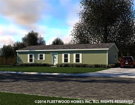 eagle trace ii 32563n fleetwood homes
