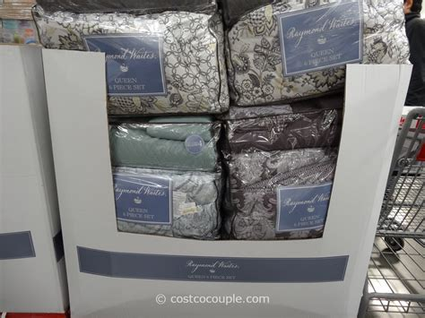 raymond waites queen comforter set