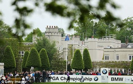 bmw pga chionship live leaderboard daily mail