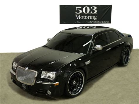 Black Rims For Chrysler 300 by Pics Of Black 300 S On Black Rims Chrysler 300c