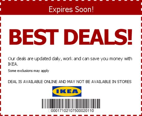 ikea coupon codes: save w/ 2015 coupons & coupon codes