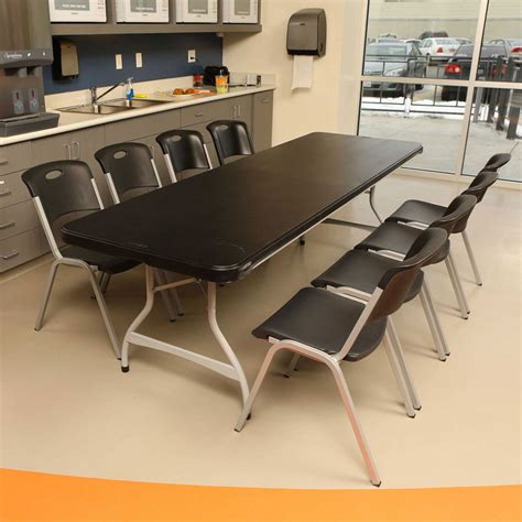 lifetime 8 foot picnic table lifetime table lifetime tables and chairs awesome