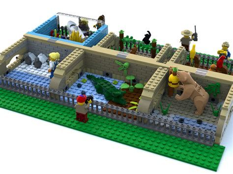 LEGO Ideas - City Zoo