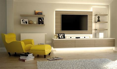 bespoke tv cabinets bookcases  storage units