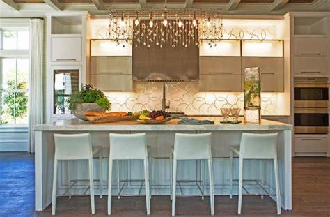 Island chandeliers kitchen island chandeliers white marble top