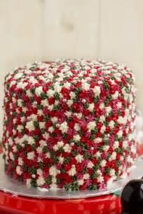 60 easy christmas cake decoration ideas