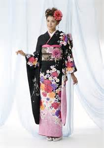 different types of japanese traditional clothing