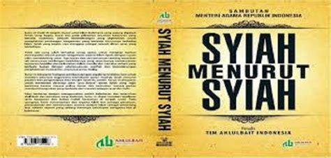 Buku Sarjana Universitas Syaitan membenturkan syiah dan sunni adalah proxy war the global review