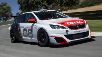 Peugeot 308 Top Gear Peugeot 308 Gti Racing Cup Review 163 67k Touring Car Tested