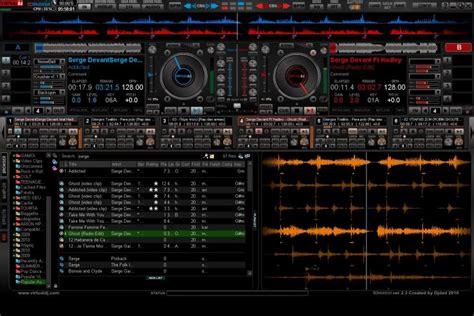 skin decks dj software new skin tcmania 99 decks