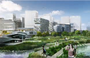 Urban Designer bao an urban design competition in shenzhen china e