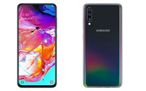 Samsung Galaxy A80 6gb Ram Price In India by Samsung Galaxy A70 Price In India Samsung Galaxy A70 Specifications Features Mysmartprice
