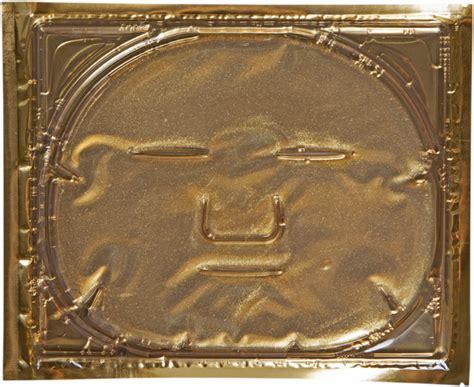 Masker Muka 24 K 24k gold mask d or 24k