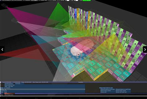 Proyektor Mapping subnation stageworks3d projection mapping events by subnation stageworks