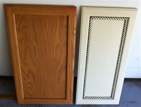 Glazing Kitchen Cabinets Before And After by Rust Oleum Kitchen Cabinet Transformation Kit Before And
