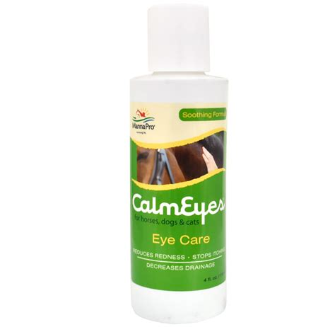 Calm Brand Detox by Calm Eye Cleanse 4oz