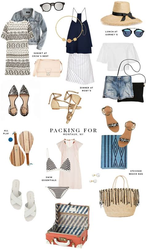 wardrobe oxygen what to pack for vacation what to pack for montauk wardrobes capsule wardrobe and