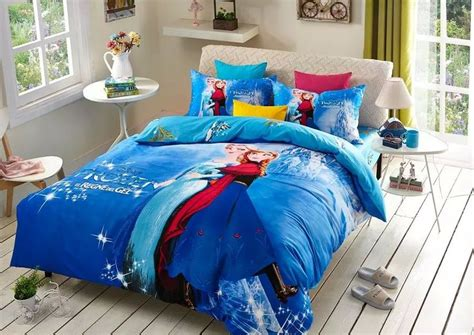 frozen bed in a bag kids furniture astonishing frozen bedroom set frozen bed