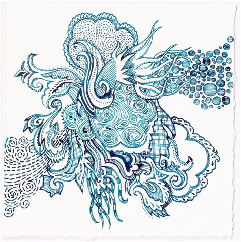 Squid Drawing Leafy Someday Patterns I Still Love You By Melissa Esplin Patterns For To Draw