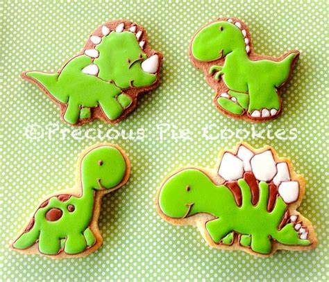 17 best images about dinosaur cookies cakes ideas on