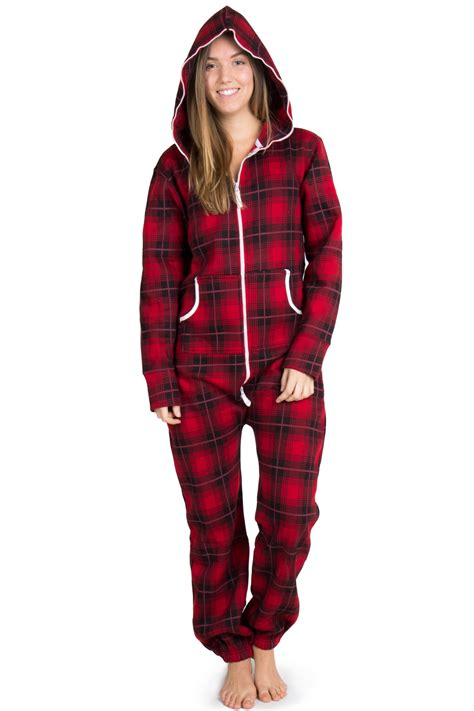 plaid pajamas plaid onesie pajamas ragstock