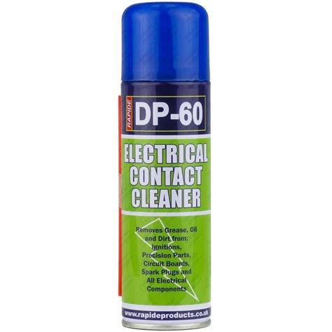 Electrical Contact Cleaner 250ml electrical contact cleaner dirt remover sprayster